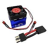 Hot Racing Traxxas 1 10 E Revo Monster Blower Motor Cooling Fan Kit ERV404F06