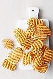 Alexia Seasoned Waffle Cut Fries, 20 oz