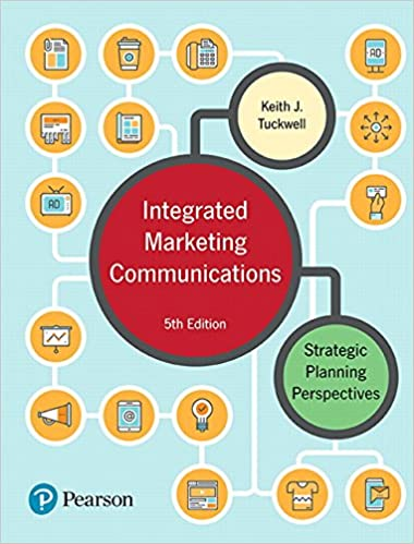 Integrated Marketing Communications: Strategic Planning Perspectives