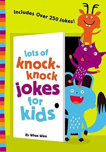 Knock, knock. Who's there? Woo. Woo who? Don't get so excited, it's just a joke.  Knock, knock. Who's there? Anita. Anita who? Anita to borrow a pencil.  New from Zonderkidz, here's a collection of knock-knock jokes that's bo...