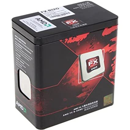AMD FX  Core Processor Socket dp BUBNKZG