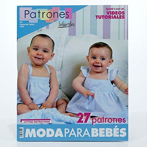 galerias madrid Revista Patrones Infantiles Nº 2 Especial Bebé ...