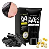 Blumenwelt Blackhead Remover Mask, Blackhead Peel Off Mask for Purifying Face and Nose