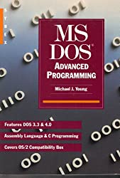 M. S.-DOS Advanced Programming