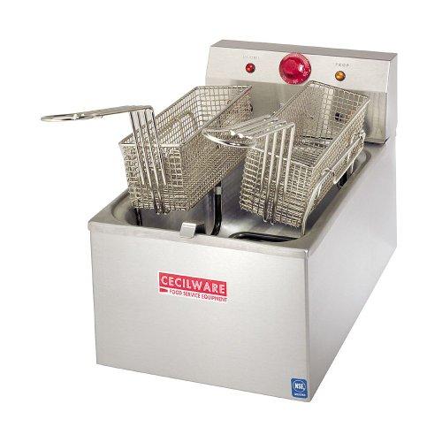 Cecilware Countertop Fryer