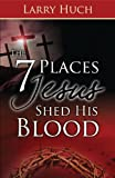 The 7 Places Jesus Shed His Blood, Larry Huch, 1603742468