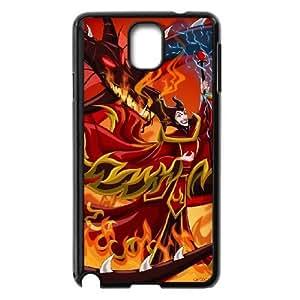 Samsung Galaxy Note 3 Black phone case Disney villains Maleficent Sleeping Beauty DSV2550159