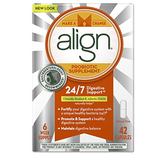 Align Probiotic Supplement (Pack of 5)