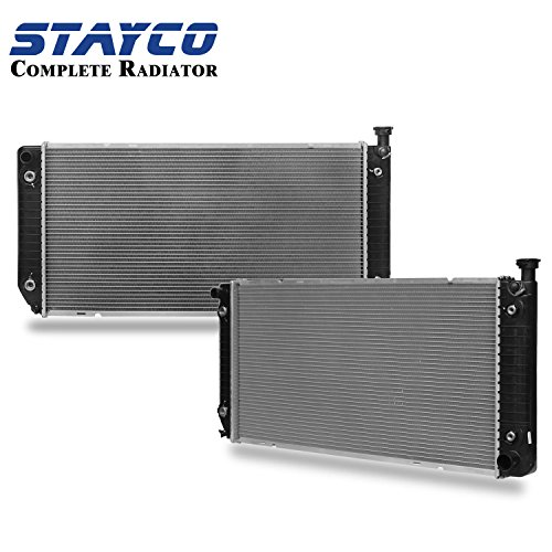 1994 chevy truck radiator - 3