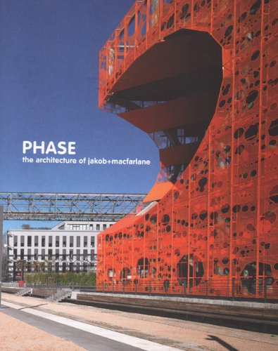 Phase - The Architecture Of Jakob+macfarlane