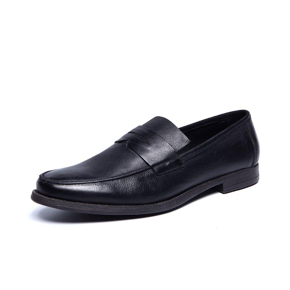 Business casual Schuhe Schuhe Schuhe Herrenmode Alten Retro-Schuhe von England 6d7cfc