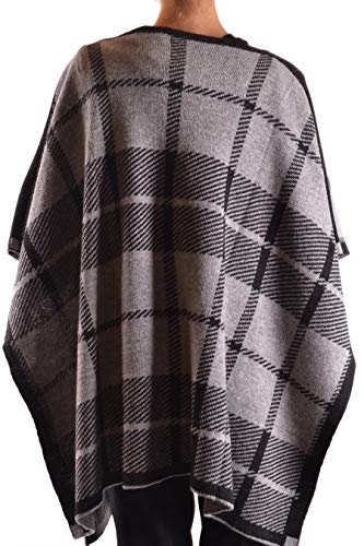 Woolrich Coton Gris Femme Poncho Wwacc1396ac50133 7TYqw74r