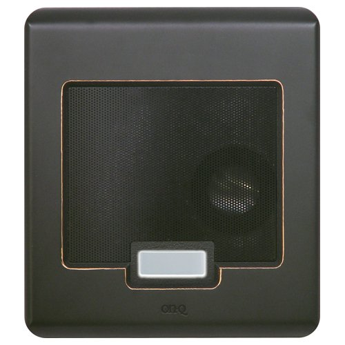 ON-Q Selective Call Intercom - Outdoor Station Selective Call Oil Rubbed Bronze Door Unit (IC5002-OB)