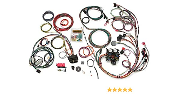 Amazon.com: Painless Wire 10111 Chassis Harness for Jeep Wrangler YJ:  AutomotiveAmazon.com
