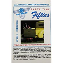 Party Time Fifties (Audio Cassette)