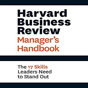 Harvard Business Review Manager's Handbook Audiobook