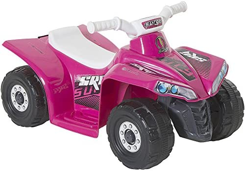 71a816845ed12 Amazon.com  Quad Girls  6-Volt Battery-Powered Ride-On