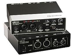 USB Audio Interface inklusive MIDI I/O / Bild: Amazon.de
