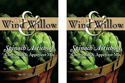spinach artichoke cheese ball mix - 1