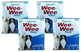 Four Paws Wee-Wee Pads, Gigantic, 18 per Pack (4 Packs) Review