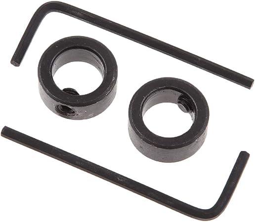16mm FITYLE Outil De Per/çage Accessoire De Foret Trou De Bague De Fractionnement De Bague Danneau Fendu De 3-16mm