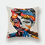 Custom Satin Pillowcase Protector New York February 26, 2015 Mural Art Audrey Of Mulberry By Tristan Eaton In Little Italy_37082125 Pillow Case Covers Decorative
