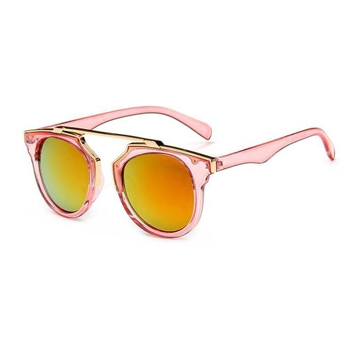 Z&YQ Mode Student Reise Einkaufen Jurte Spiegel fahren Gläser weibliche Sonnenbrille eyewear , a2