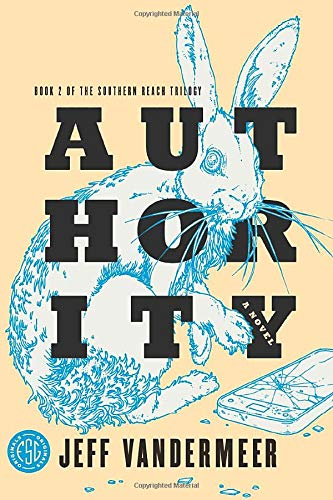 Authority: A Novel book cover