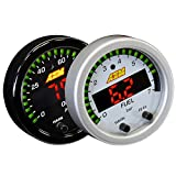 AEM 30-0301 52MM X-SERIES OIL/FUEL PRESSURE GAUGE