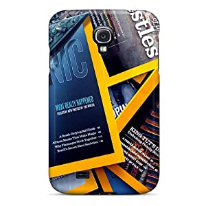 High Impact Dirt/shock Proof Case Cover For Galaxy S4 (national Geographic)