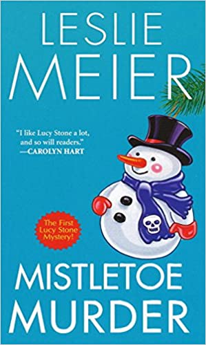 Image result for mistletoe murder lucy stone