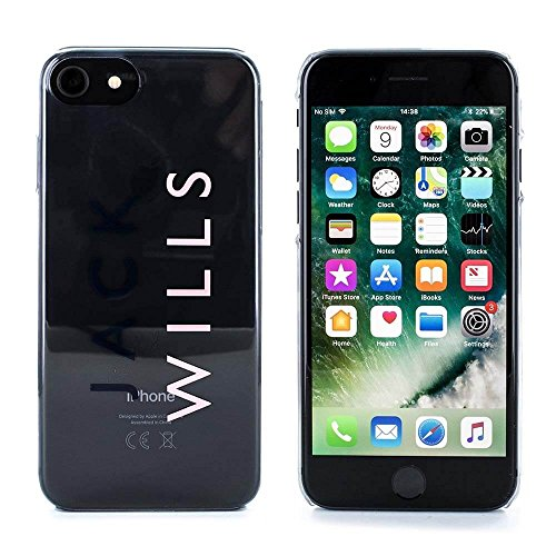 Jack Wills Highly Potective WRAY Glossy Stylish Hard Shell for iPhone 7 / 6