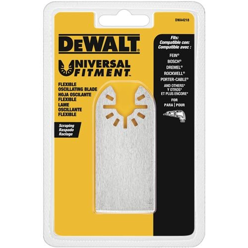 DEWALT Dwa4218 Oscillating Flexible Scraper