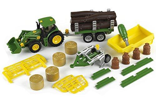 Theo Klein 3907 John Deere Traktor Bauset