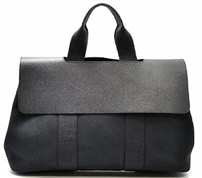 ae4c4159e223 Amazon | [エルメス] HERMES ヴァルパライソMM バルパライソ ハンドバッグ トートバッグ 黒 ブラック □P刻印 [中古] |  HERMES(エルメス) | ハンドバッグ