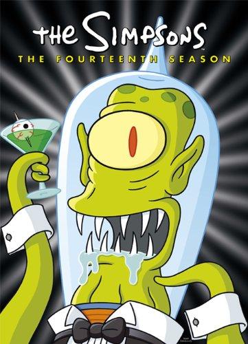 ザシンプソンズ シーズン14 DVDコレクターズBOX B006MTGJDK