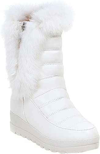Eclimb Shoes Womens Fully Fur Lined
