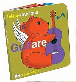 Bebe Musique Guitare Amazon Fr Mots Magiques Les