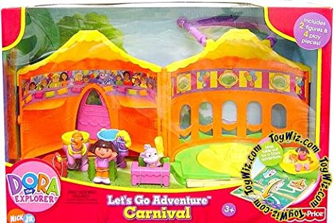 Dora Let'S Go Adventure Carnival