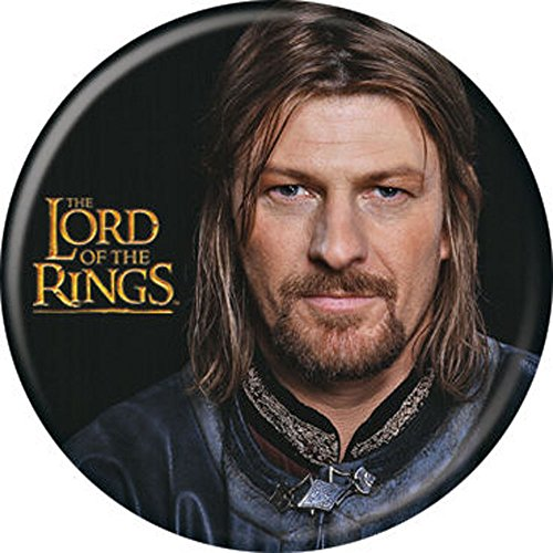 Lord of the Rings - Boromir - Pinback Button 1.25
