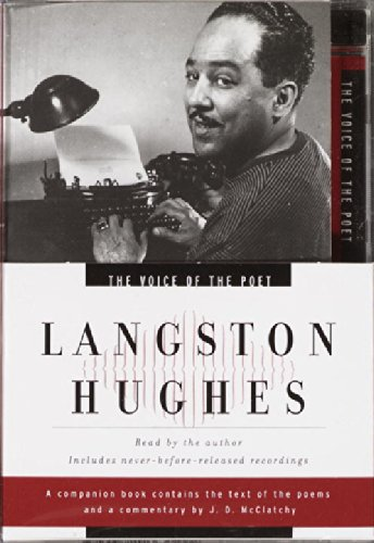 Langston Hughes (Voice of the Poet) by Brand: Random House Audio