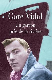 Un garçon près de la rivière par Vidal