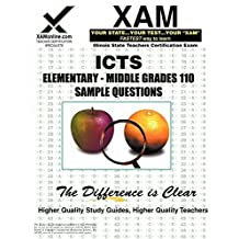 ICTS Elementary-Middle Grades 110 Sample Questions