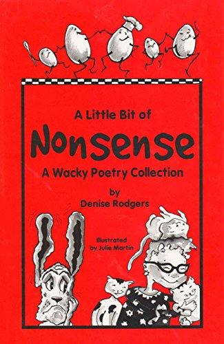 Image of: Kenn Nesbitt Little Bit Of Nonsense Wacky Collection Of Funny Poems Funny Poems For Pinterest Little Bit Of Nonsense Wacky Collection Of Funny Poems Funny