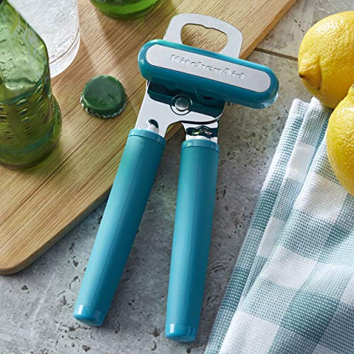 KitchenAid Classic Multifunction Can Opener,Ocean Drive,One Size