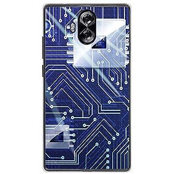 Tumundosmartphone Funda Gel TPU para DOOGEE Mix Lite diseño ...