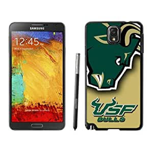 Personalized Samsung Galaxy Note 3 Case Ncaa AAC American Athletic Conference South Florida Bulls 06 Cellphone Protector