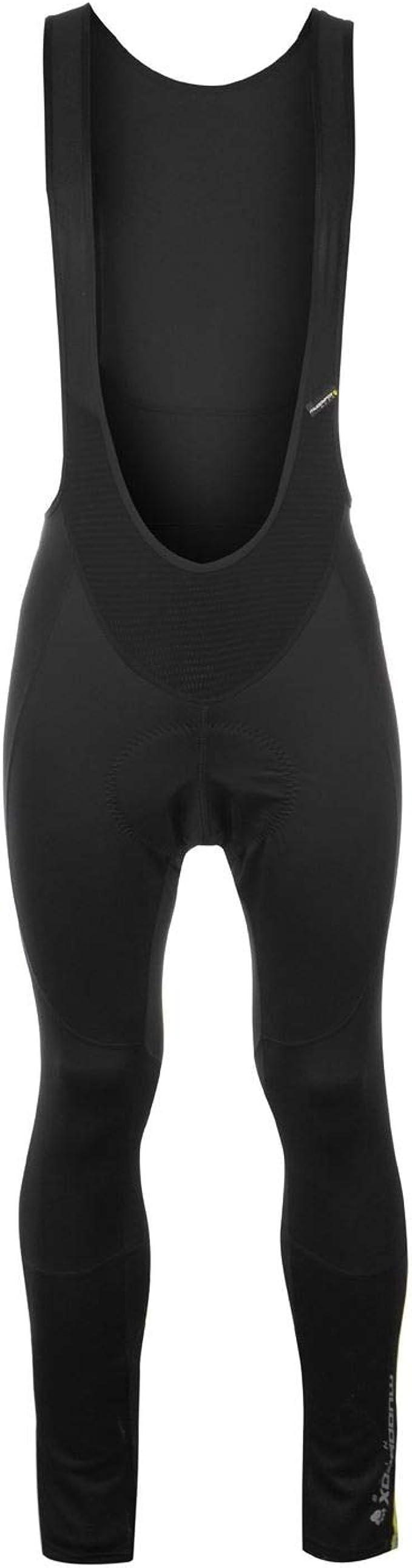 Muddyfox Nite Cycle Bib Tights Mens Gents Cycling Pants Trousers Bottoms Mesh