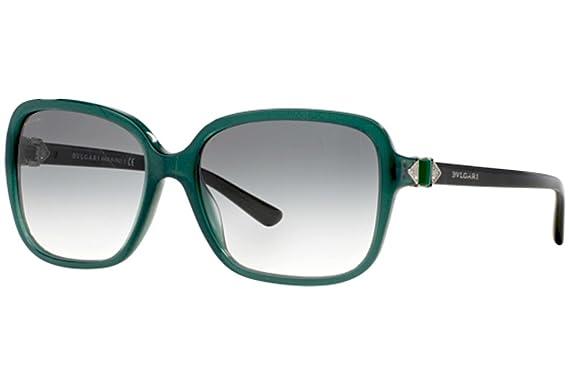 Gafas de Sol Bvlgari BV8150B TRANSPARENT GREEN - GREEN GRADIENT  Amazon.es   Ropa y accesorios 14dd13370ee2