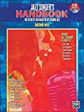 img - for The Jazz Singer's Handbook: Book & CD book / textbook / text book